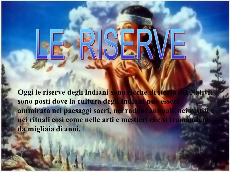 LE RISERVE