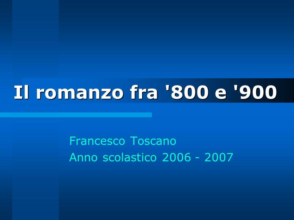 Francesco Toscano Anno scolastico 2006 - 2007