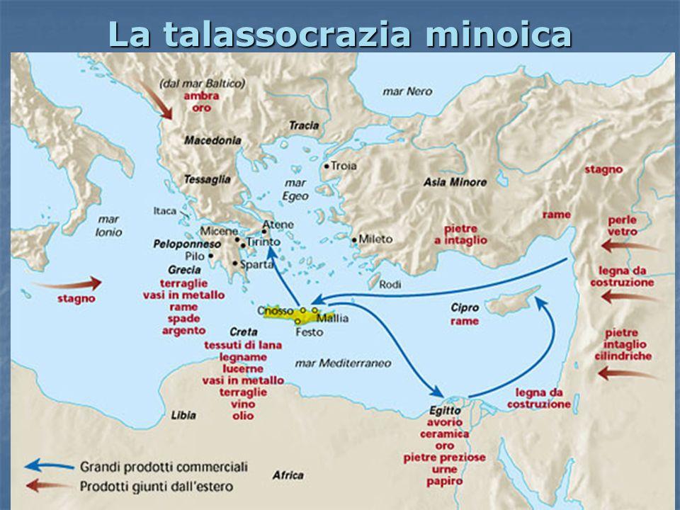 La talassocrazia minoica