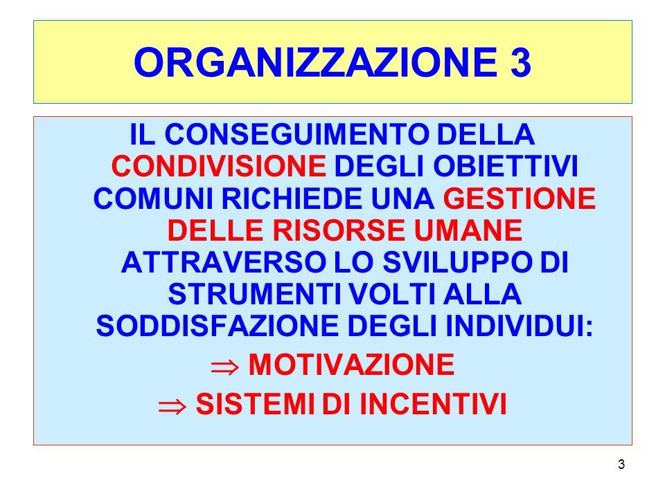ORGANIZZAZIONE 3