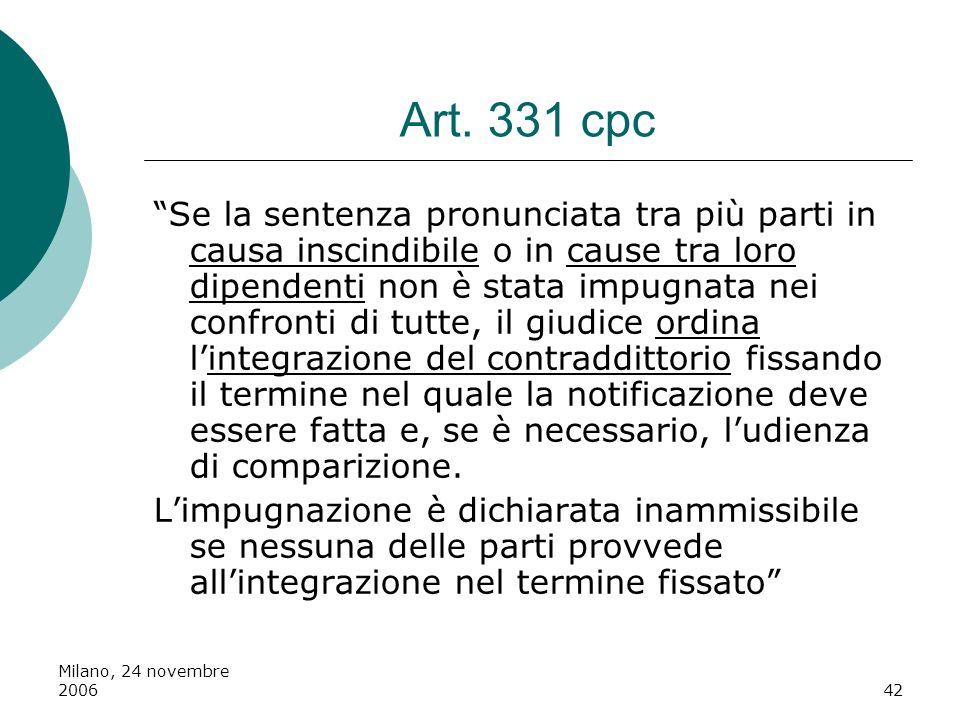 Art. 331 cpc
