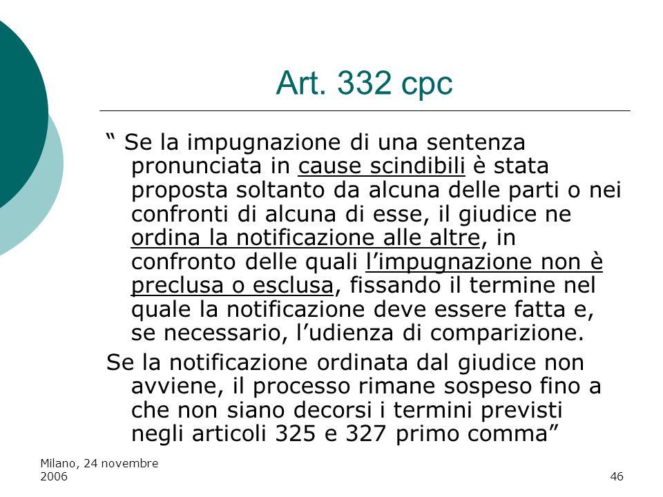 Art. 332 cpc