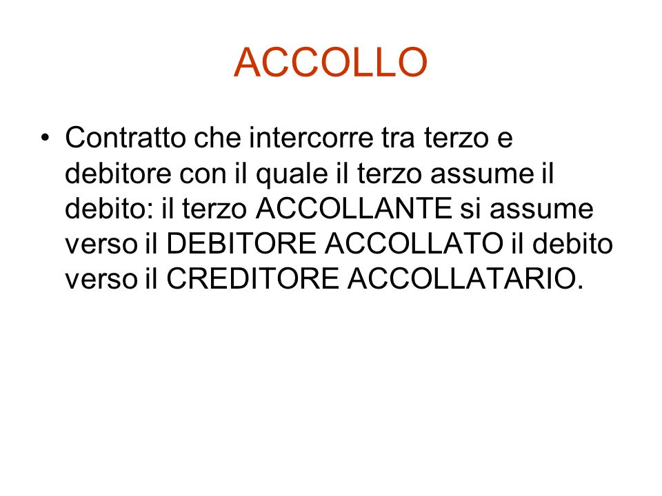 ACCOLLO