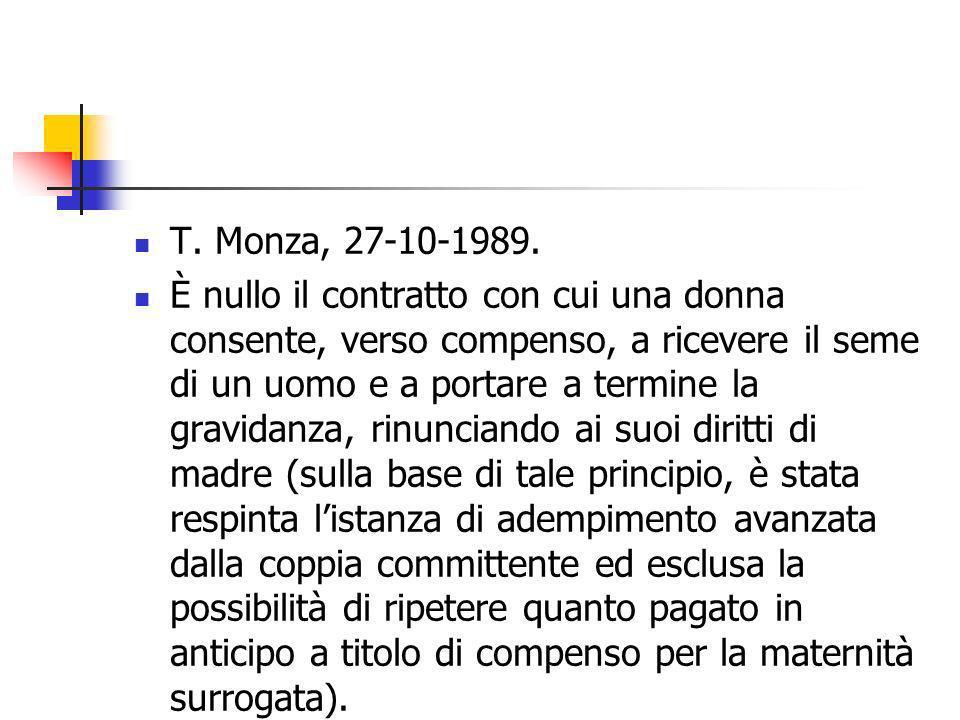 T. Monza, 27-10-1989.