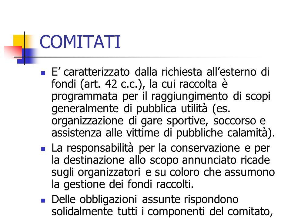 COMITATI
