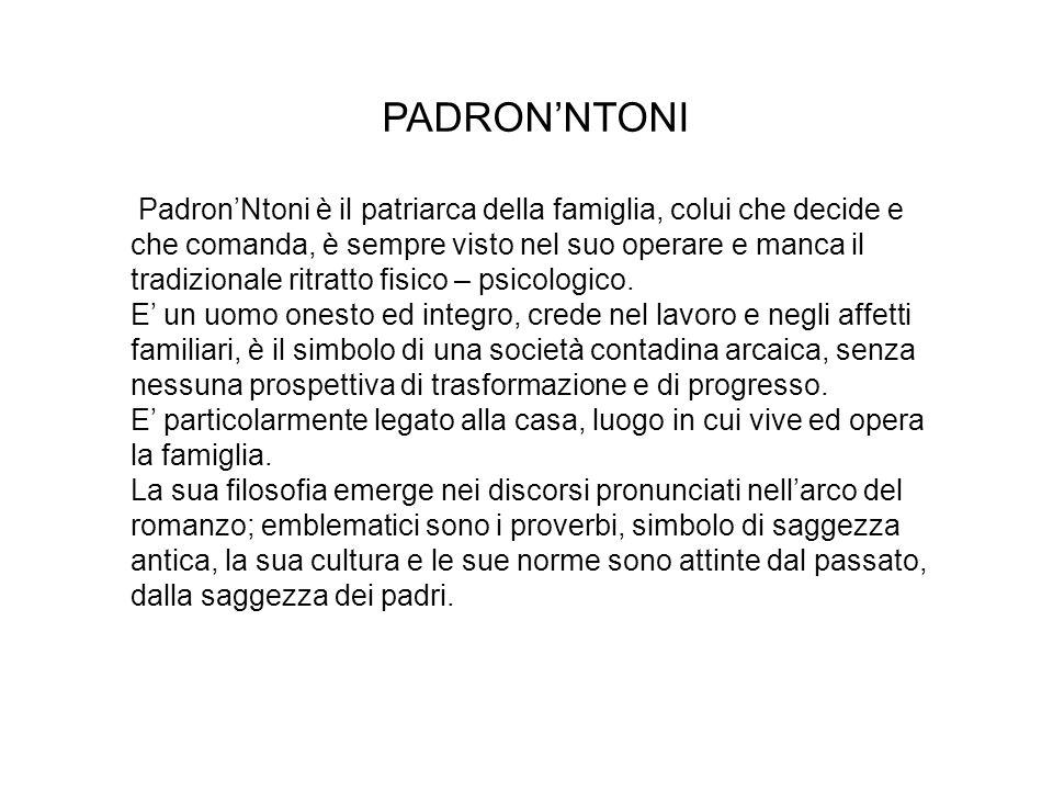 PADRON'NTONI