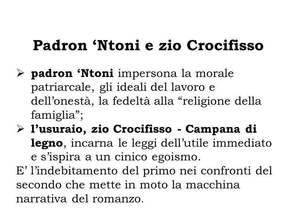 Padron 'Ntoni e zio Crocifisso