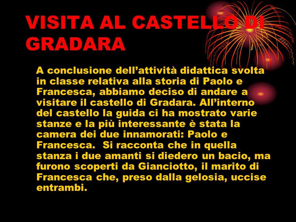 VISITA AL CASTELLO DI GRADARA