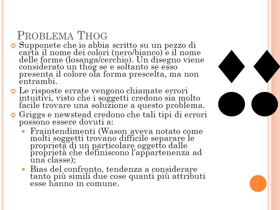 Problema Thog