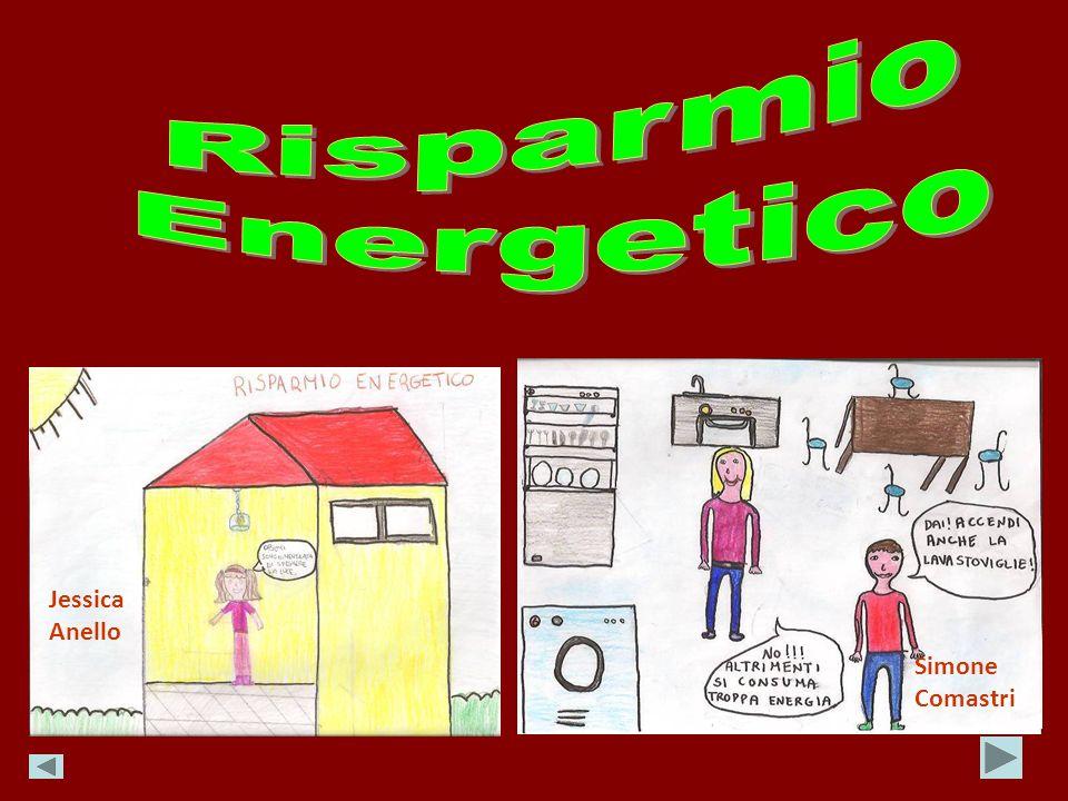 Risparmio Energetico Jessica Anello Simone Comastri