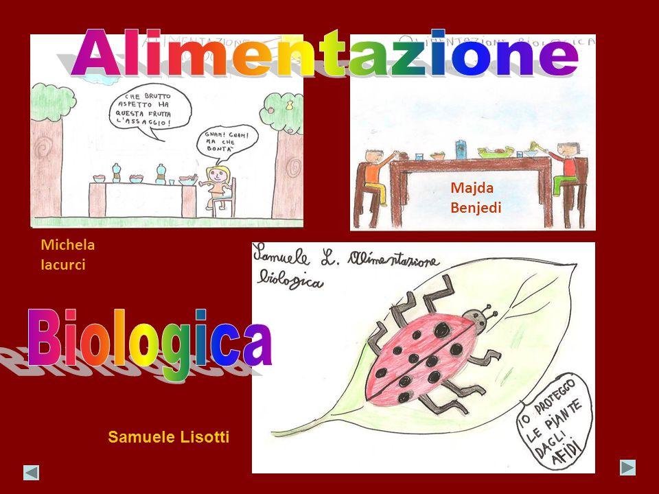 Alimentazione Majda Benjedi Michela Iacurci Biologica Samuele Lisotti