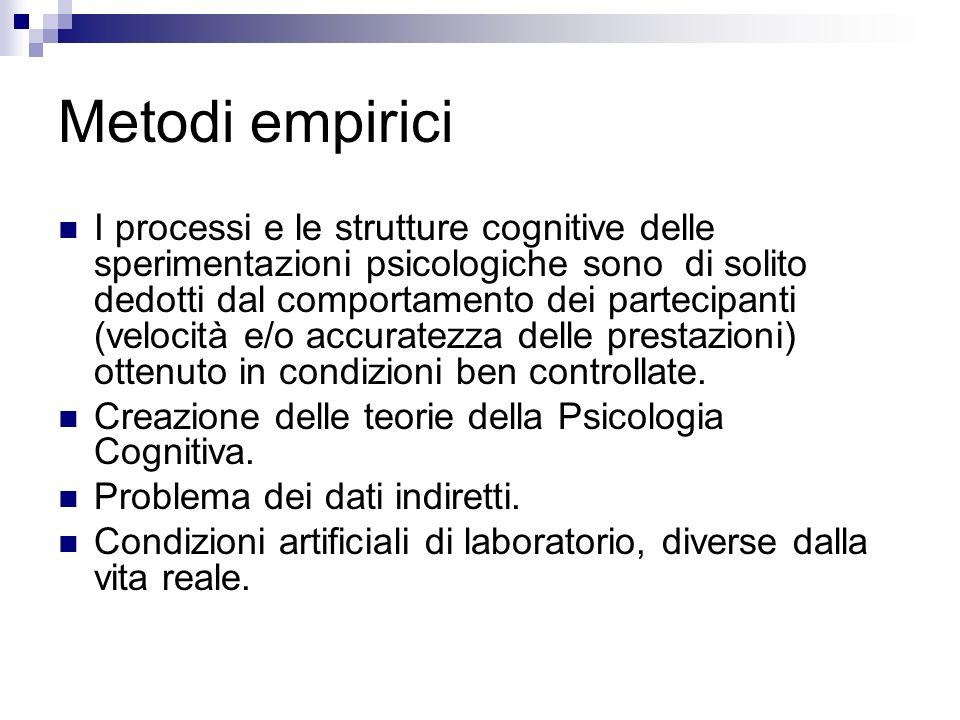 Metodi empirici