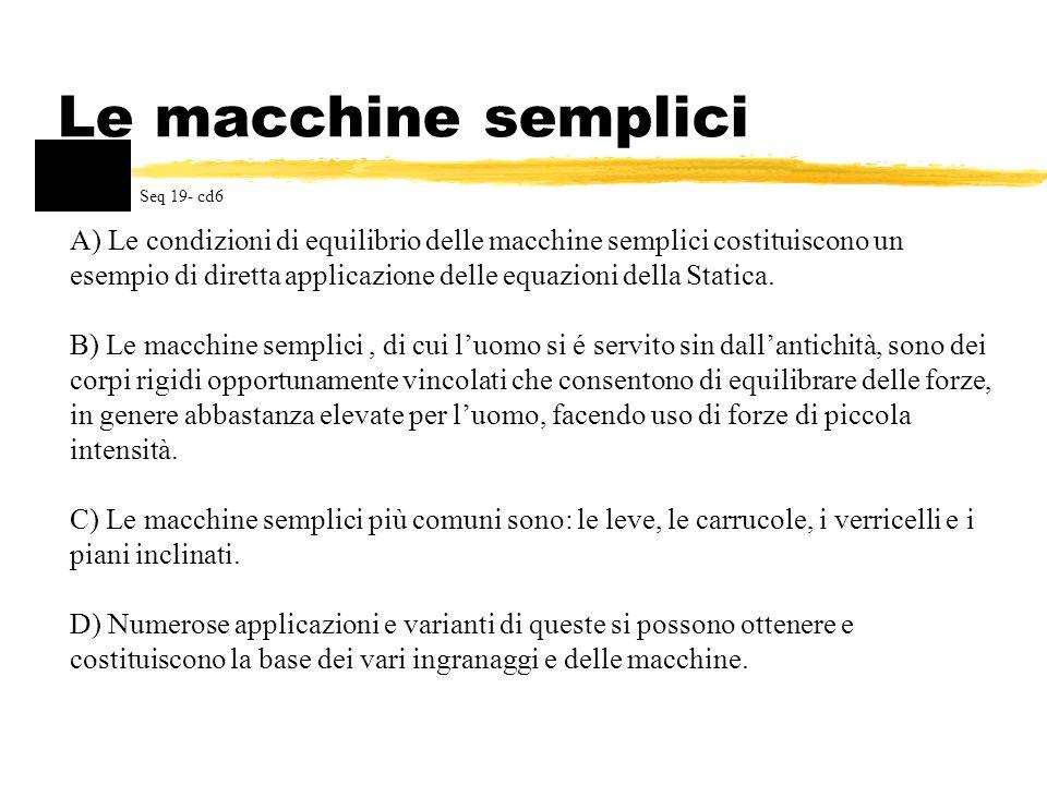 Le macchine sempliciSeq 19- cd6.