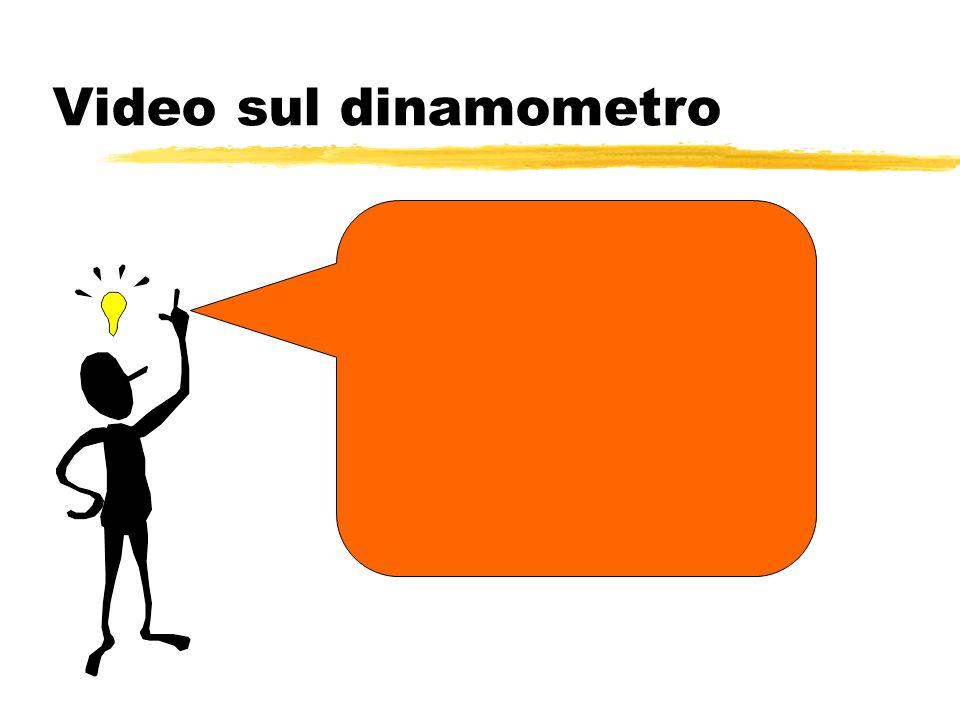 Video sul dinamometro