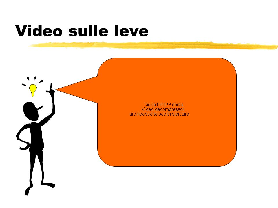Video sulle leve