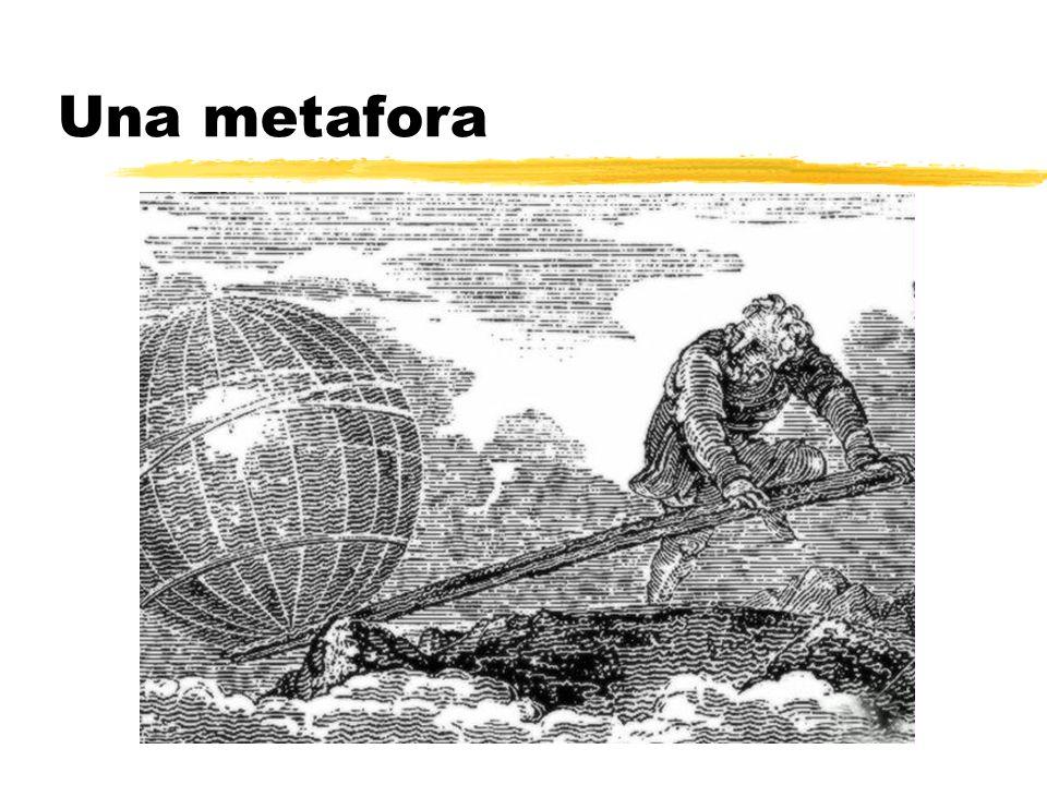 Una metafora