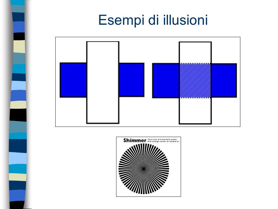 Esempi di illusioni