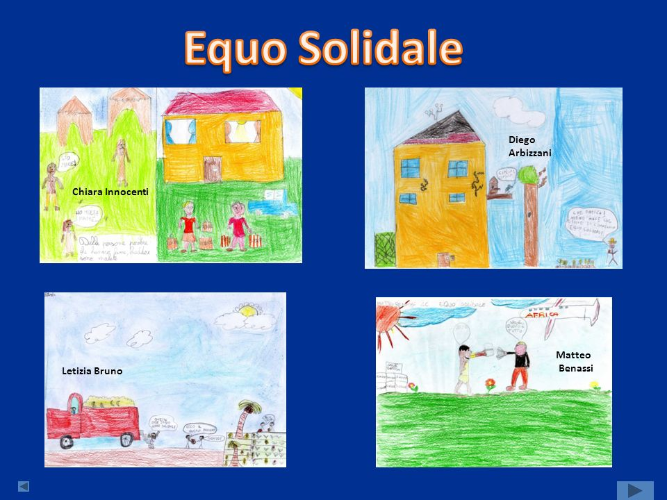 Equo Solidale Diego Arbizzani Chiara Innocenti Matteo Benassi
