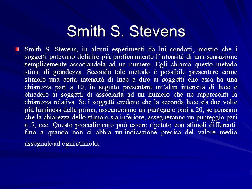 Smith S. Stevens