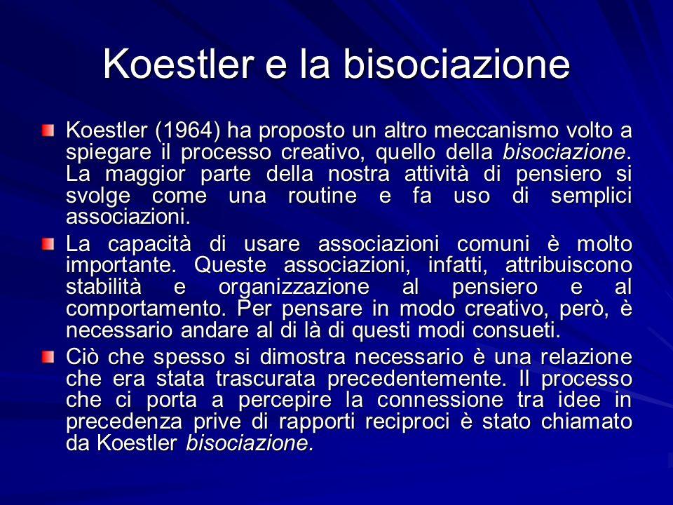 Koestler e la bisociazione