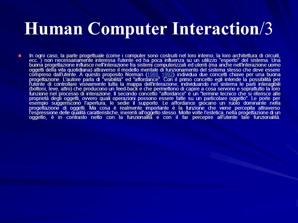 Human Computer Interaction/3