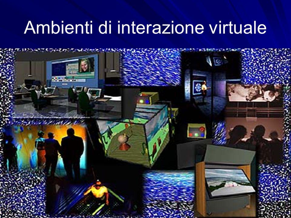 Ambienti di interazione virtuale