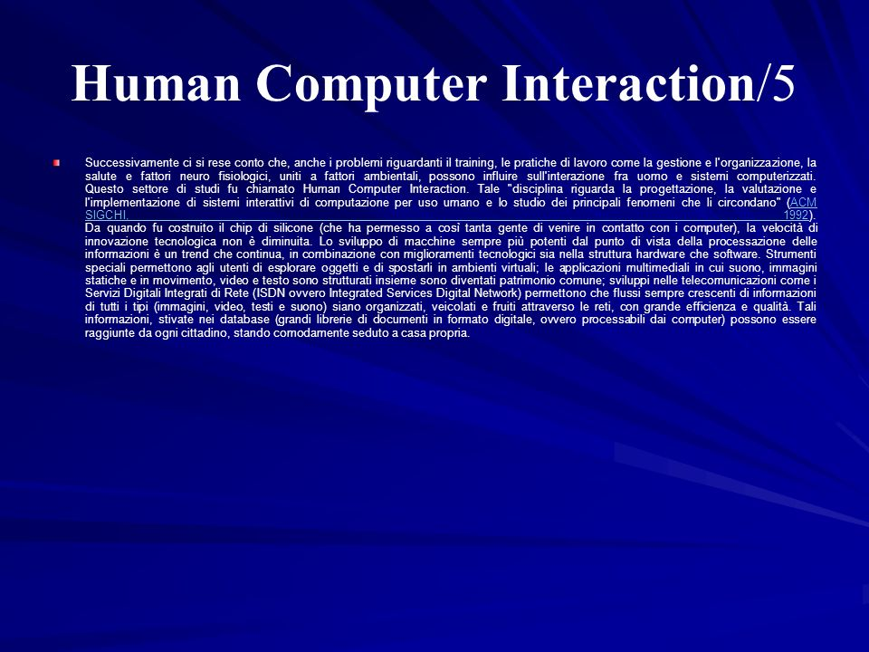 Human Computer Interaction/5