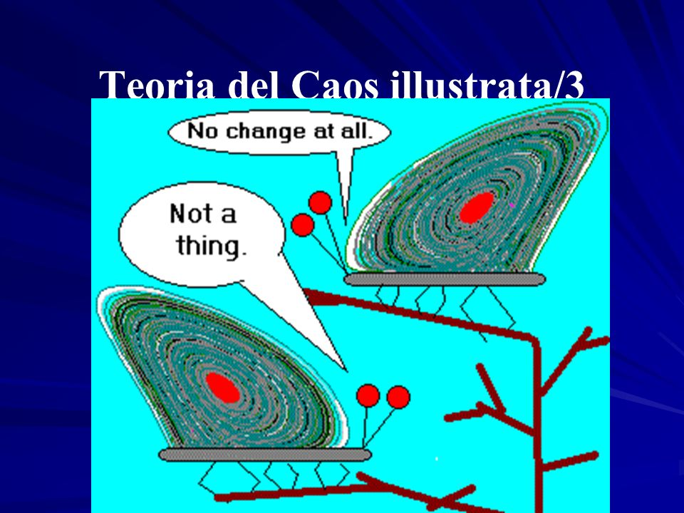 Teoria del Caos illustrata/3