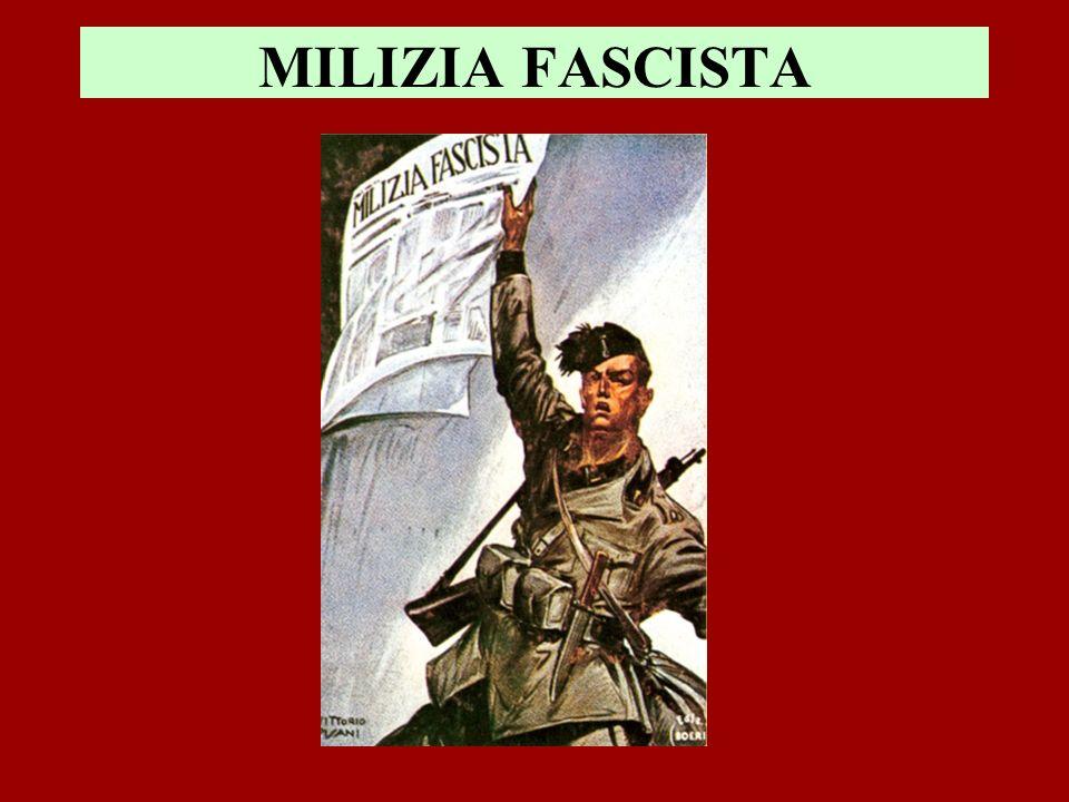 MILIZIA FASCISTA