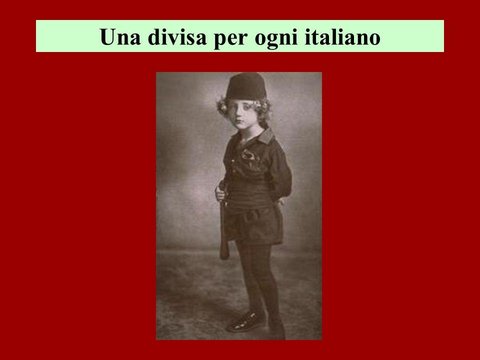 Una divisa per ogni italiano