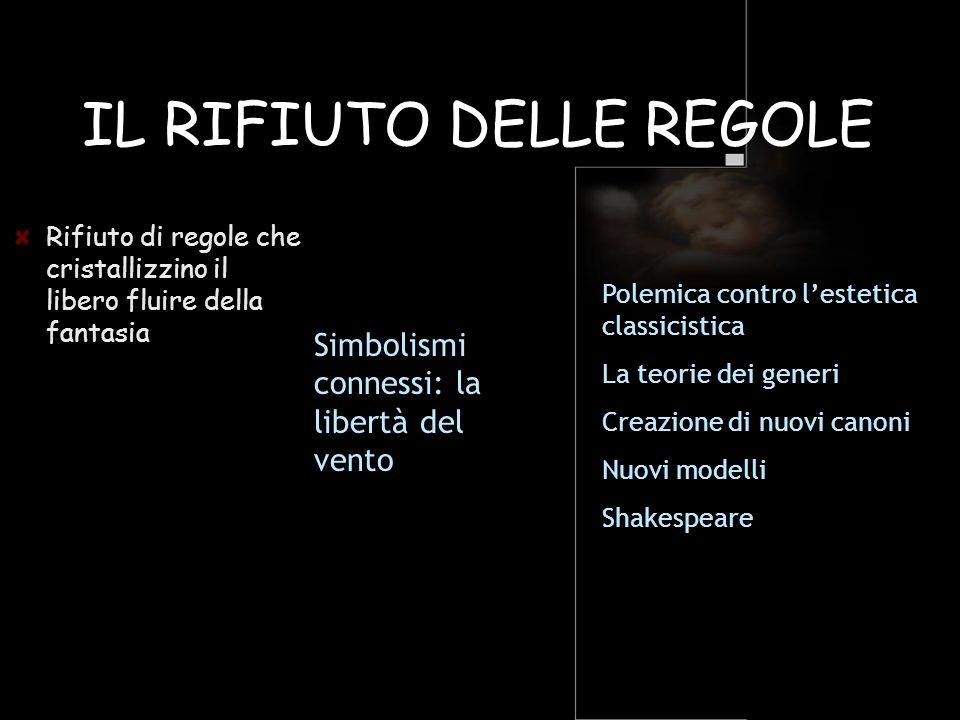 IL RIFIUTO DELLE REGOLE
