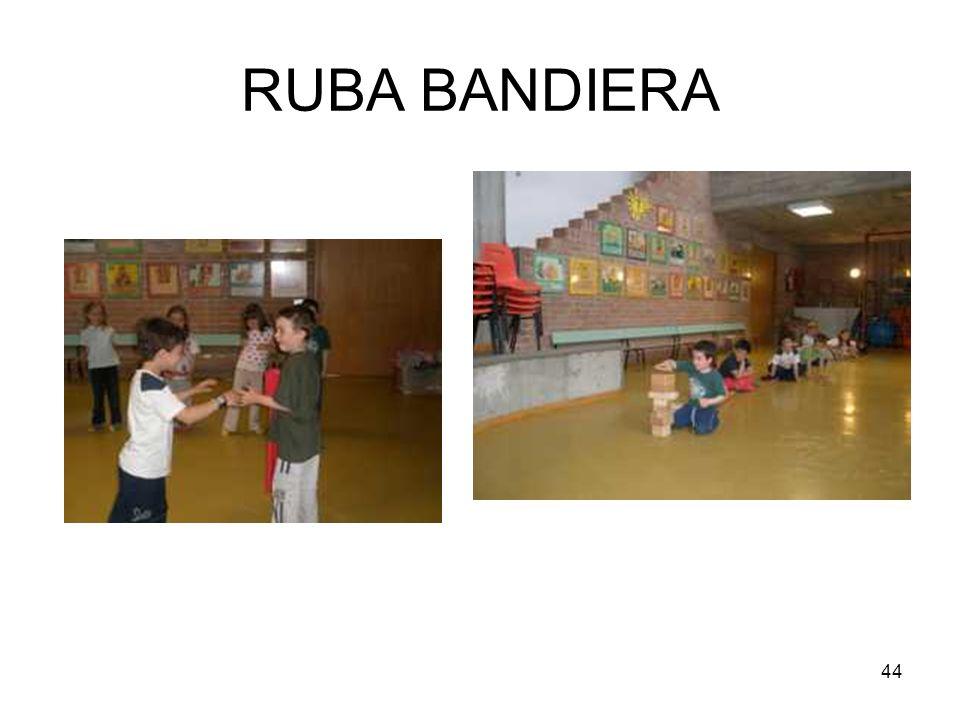 RUBA BANDIERA