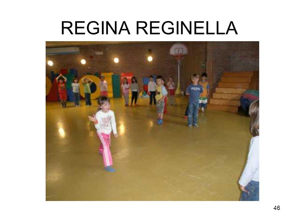 REGINA REGINELLA