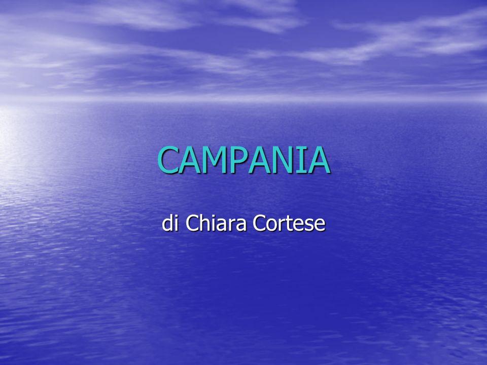 CAMPANIA di Chiara Cortese