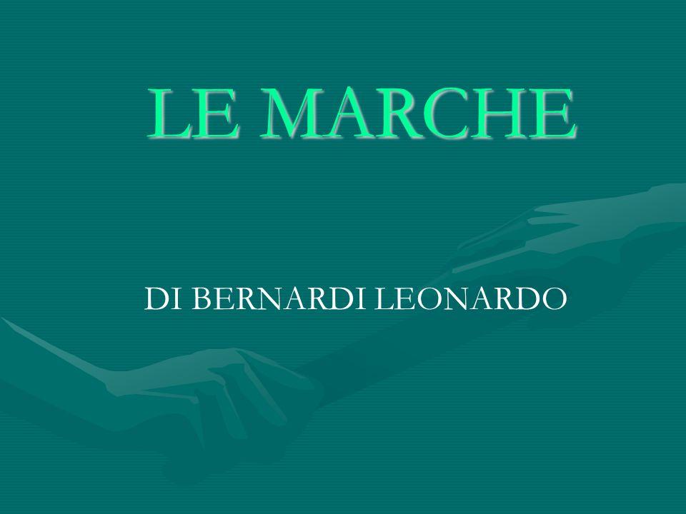 LE MARCHE DI BERNARDI LEONARDO