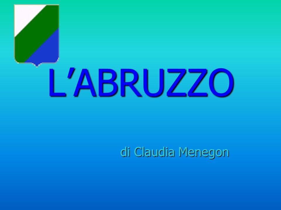 L'ABRUZZO di Claudia Menegon