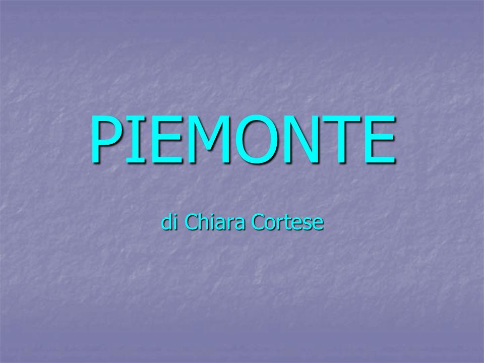 PIEMONTE di Chiara Cortese