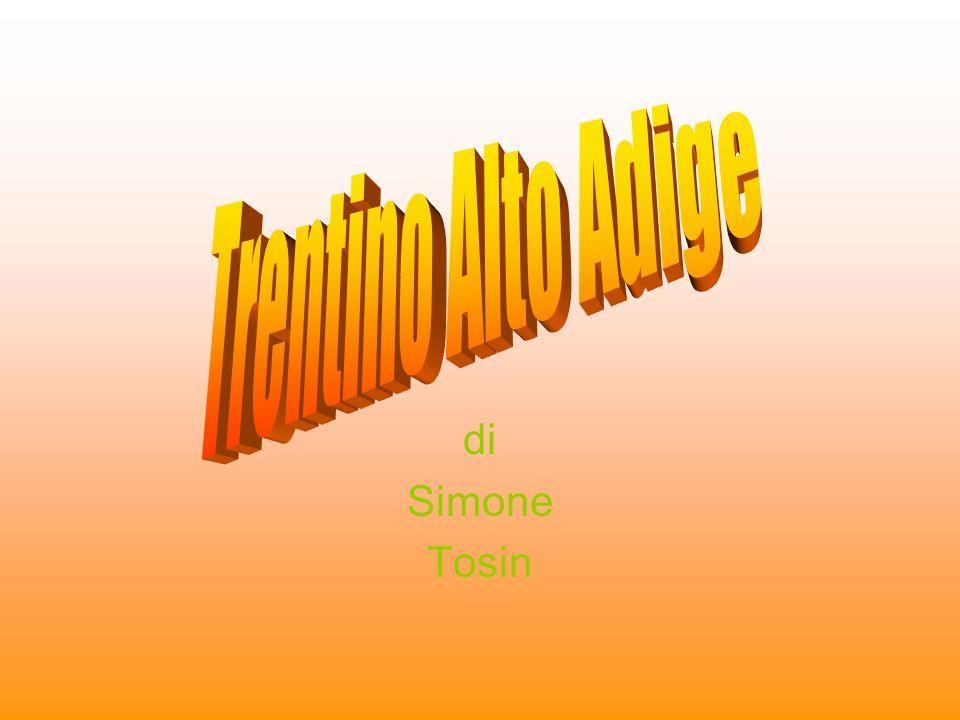 Trentino Alto Adige di Simone Tosin