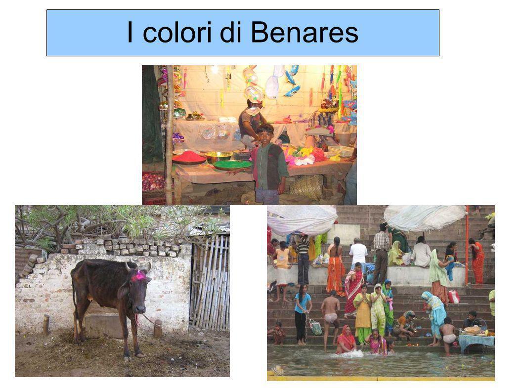 I colori di Benares
