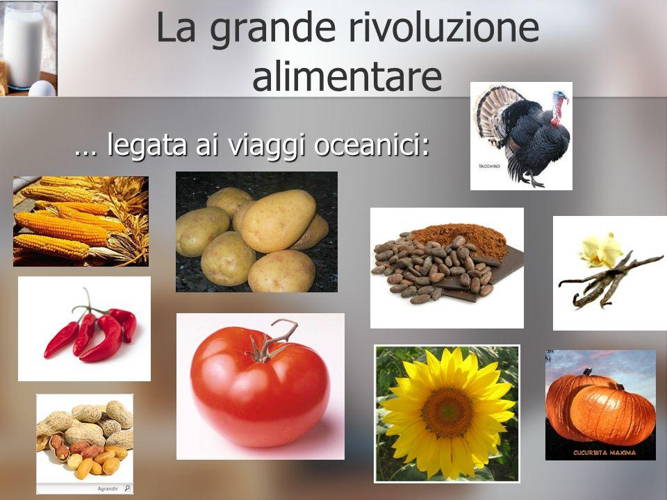 La grande rivoluzione alimentare