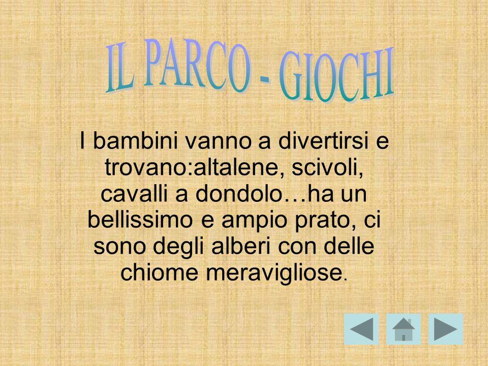 IL PARCO - GIOCHI