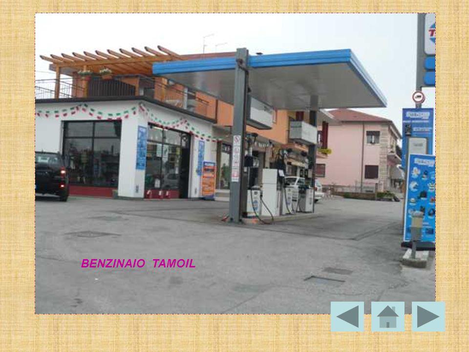 BENZINAIO TAMOIL