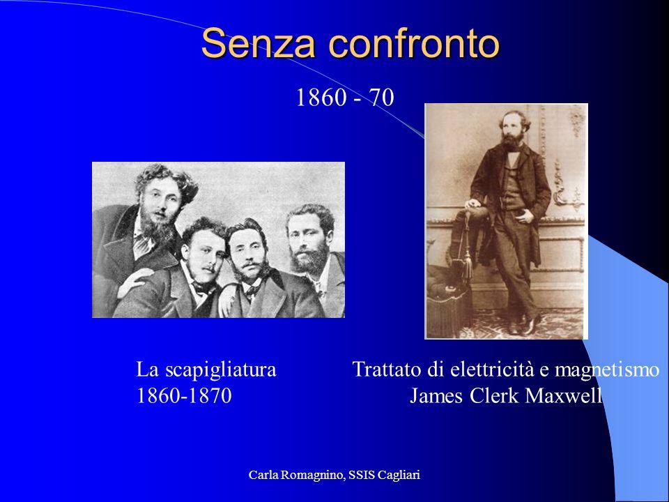 Senza confronto 1860 - 70 La scapigliatura 1860-1870