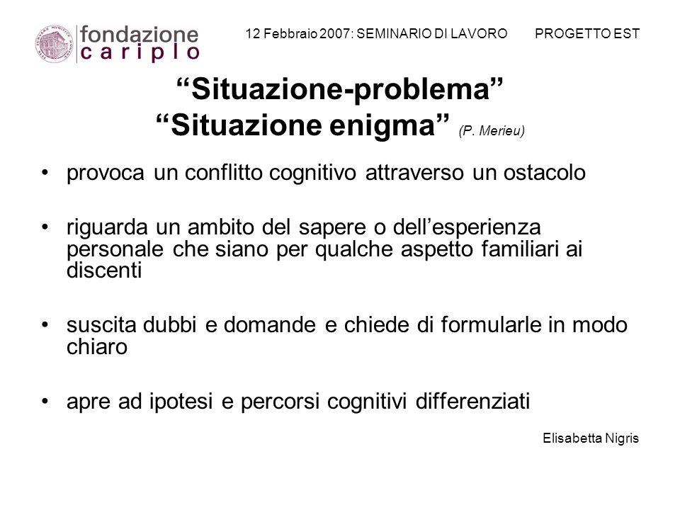 Situazione-problema