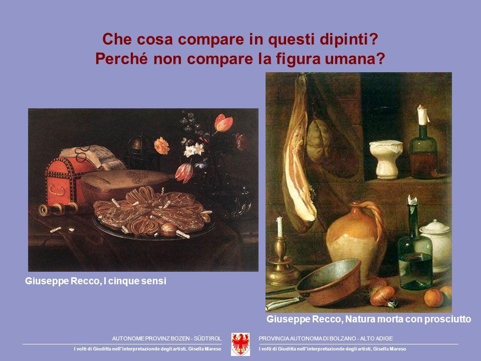Giuseppe Recco, Natura morta con prosciutto