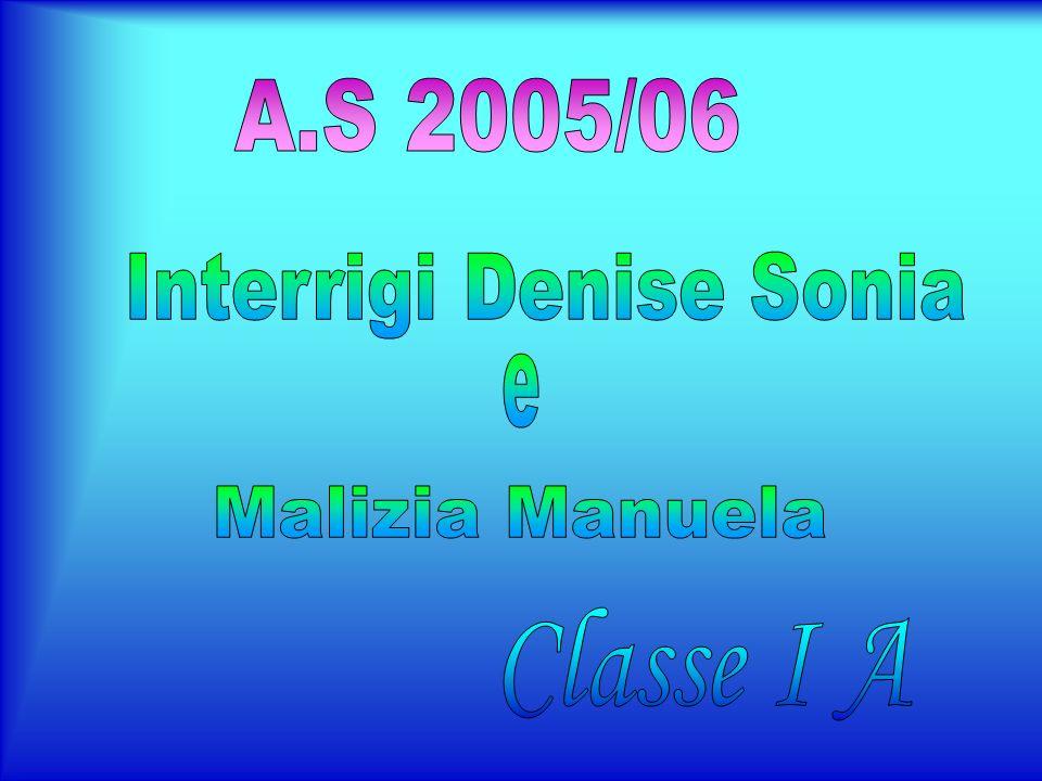 Interrigi Denise Sonia