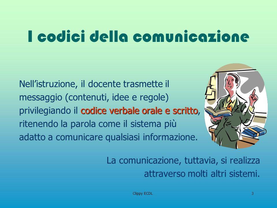 I codici della comunicazione