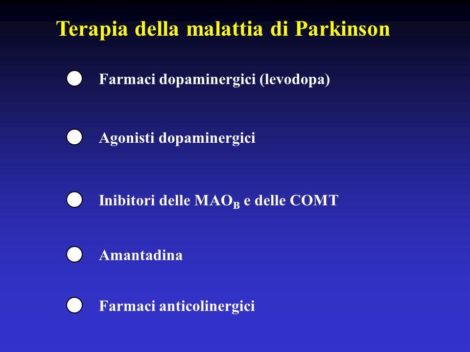 Terapia della malattia di Parkinson