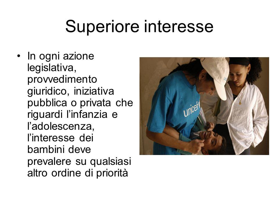 Superiore interesse