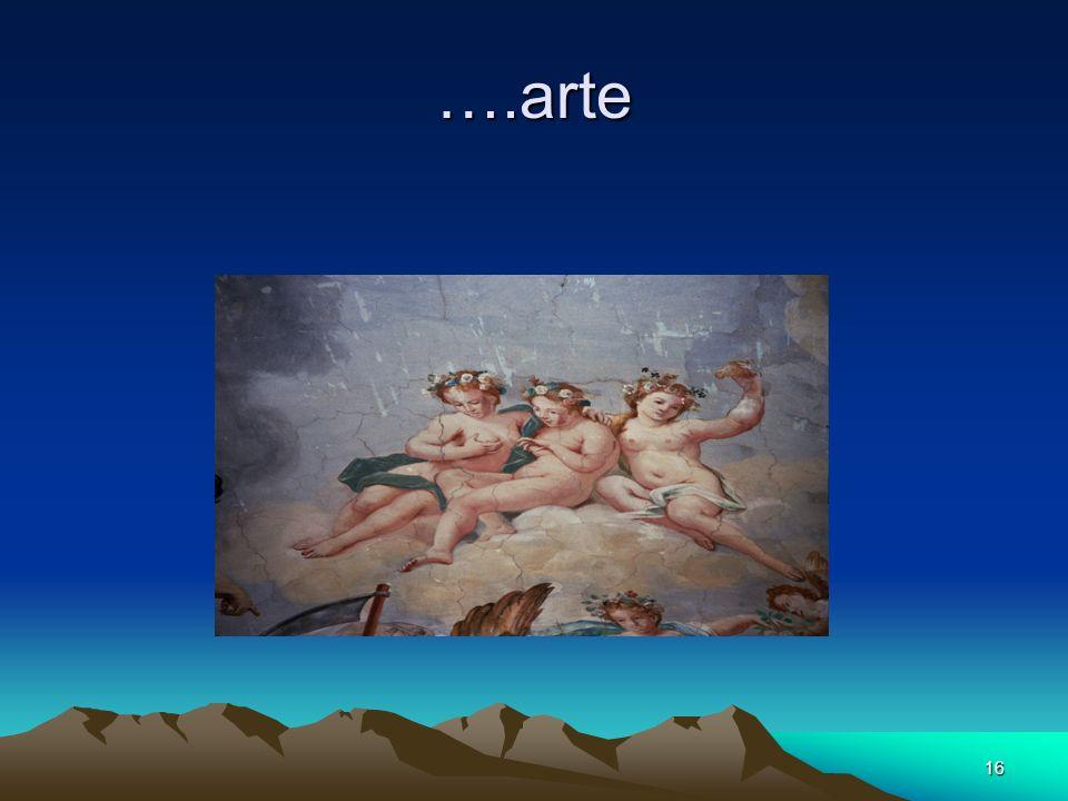 ….arte